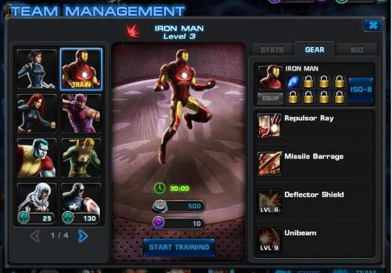 marvel avengers alliance facebook