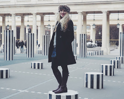 Fiona Kay in Paris