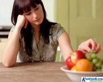 Kenapa Jatuh Cinta Bikin Orang Tidak Nafsu Makan - Kujelajahi.com