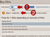 Tutorial Mining di Hash Profit + Khs Trial 7 Day