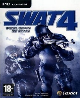 Swat 4 PC Box