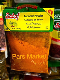 The active ingredient in turmeric is curcumin. Tumeric has been used for over 2500 years in India