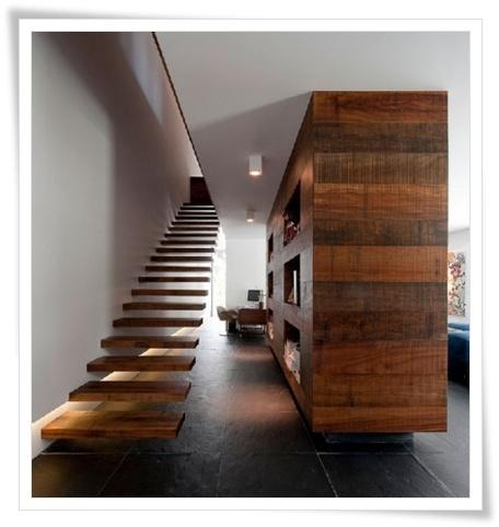 Desain Kamar Mandi Natural on Desain Tangga Rumah Minimalis Terbaru