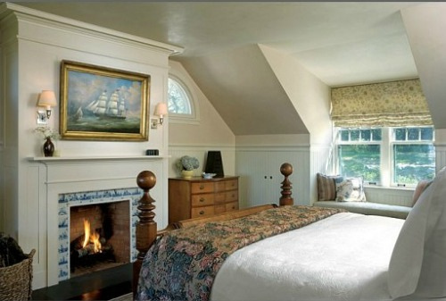 Andrea hebard interior design blog angled ceilings for Painting rooms with angled ceilings