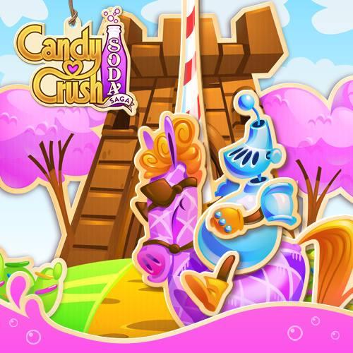 Candy Crush Soda Saga 481-495