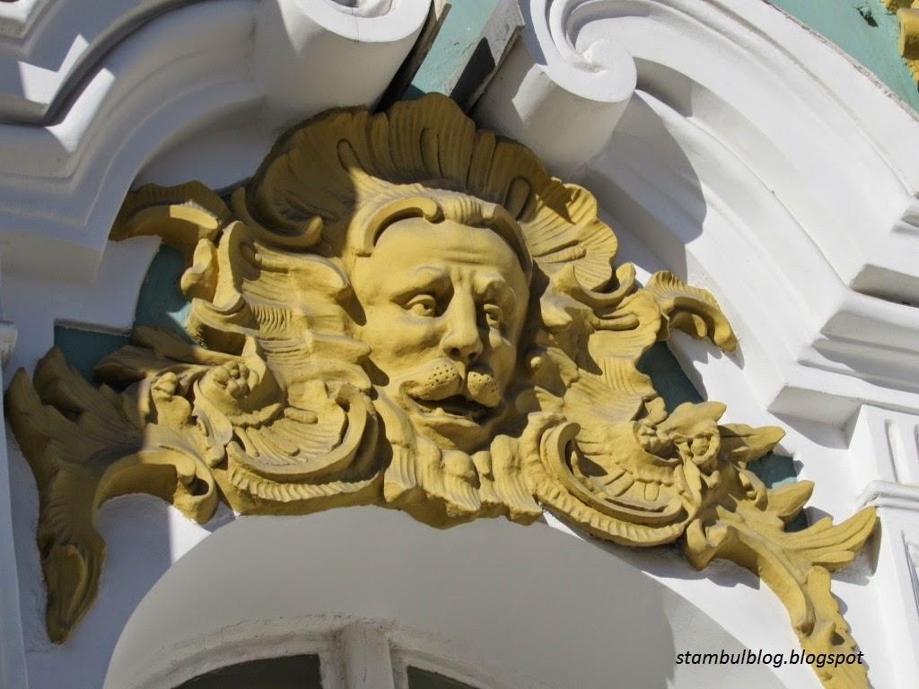 Санкт-Петербург в солнечный день