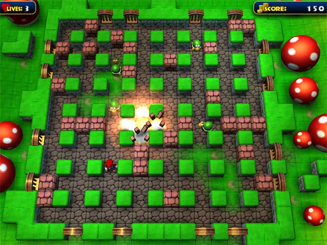 لعبة سوبر ماريو Super Mario