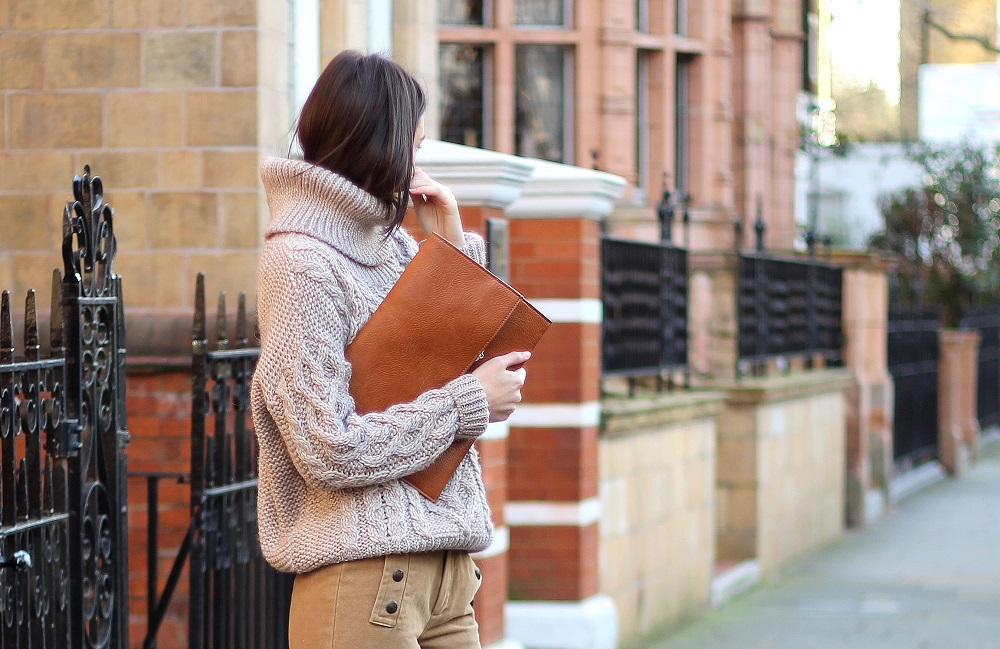 new look chunky knit jumper