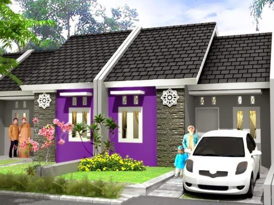 Model Rumah Minimalis Tipe 36