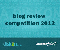Info Blog Review Competition 2012 Diskon.com