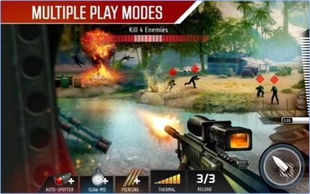 9 Game Fps Shooter Android Offline Terbaik Gratis 2016 Miftatnn