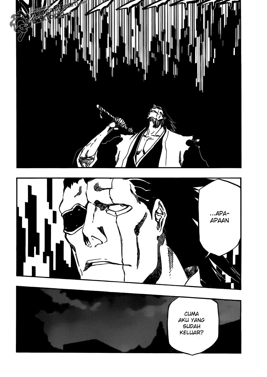Komik manga 003 shounen manga bleach