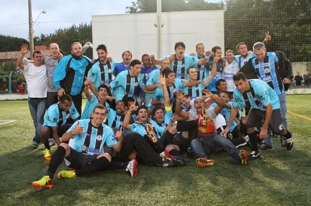 Grêmio Cachoeira quebra tabu na Interligas