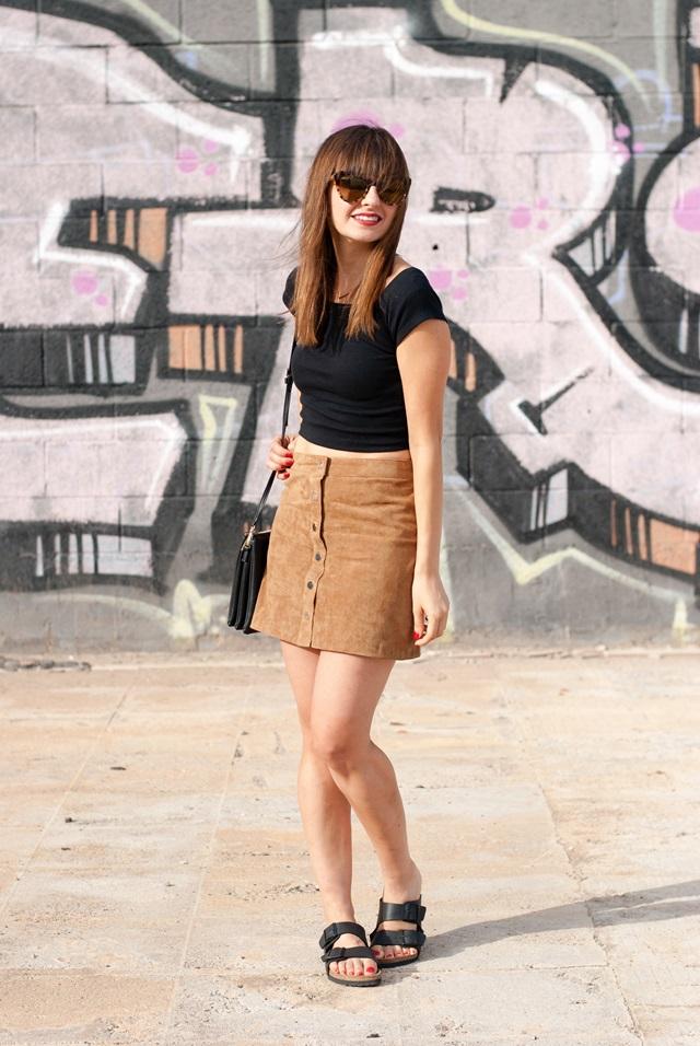 suede-skirt-Pimkie