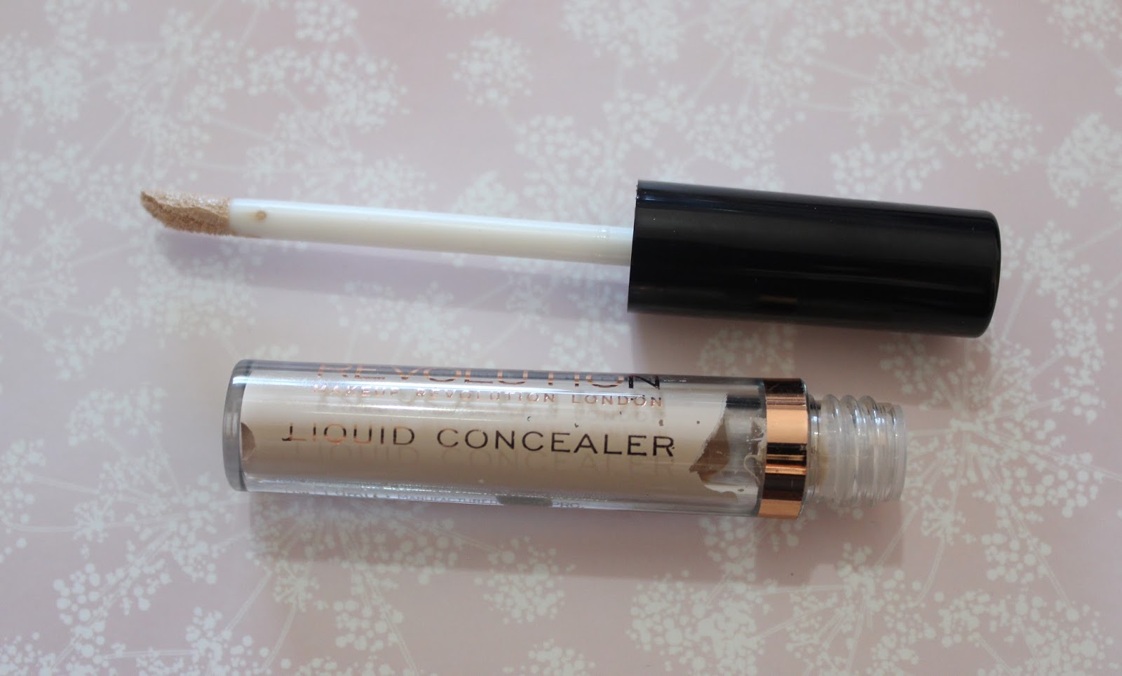 Makeup Revolution Liquid Concealer in Fair
