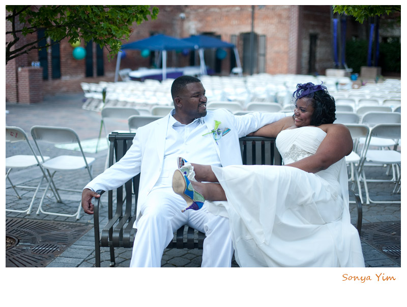 african american wedding photographer in Atlanta
