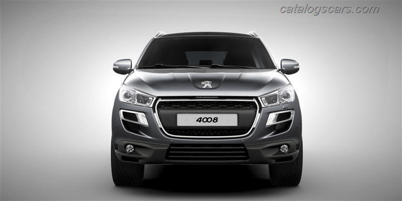 سيارة 4008 2012 السيارة احدثت العالم