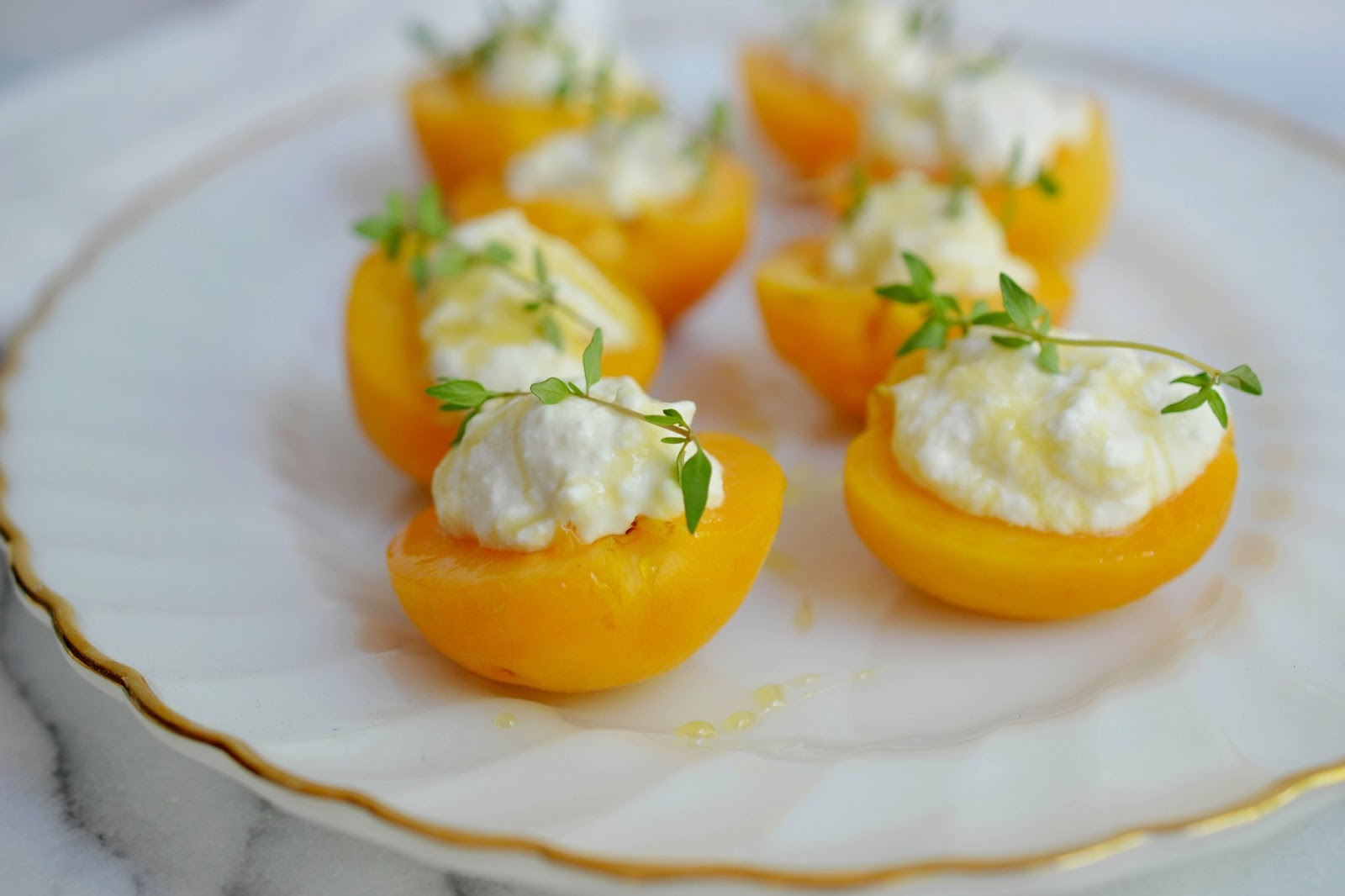 Heart of Gold: Homemade Ricotta Cheese & Apricot and ...