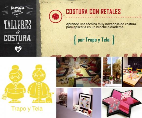 trapo y tela nomada market
