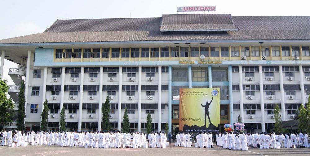 Universitas Dr Soetomo Unitomo