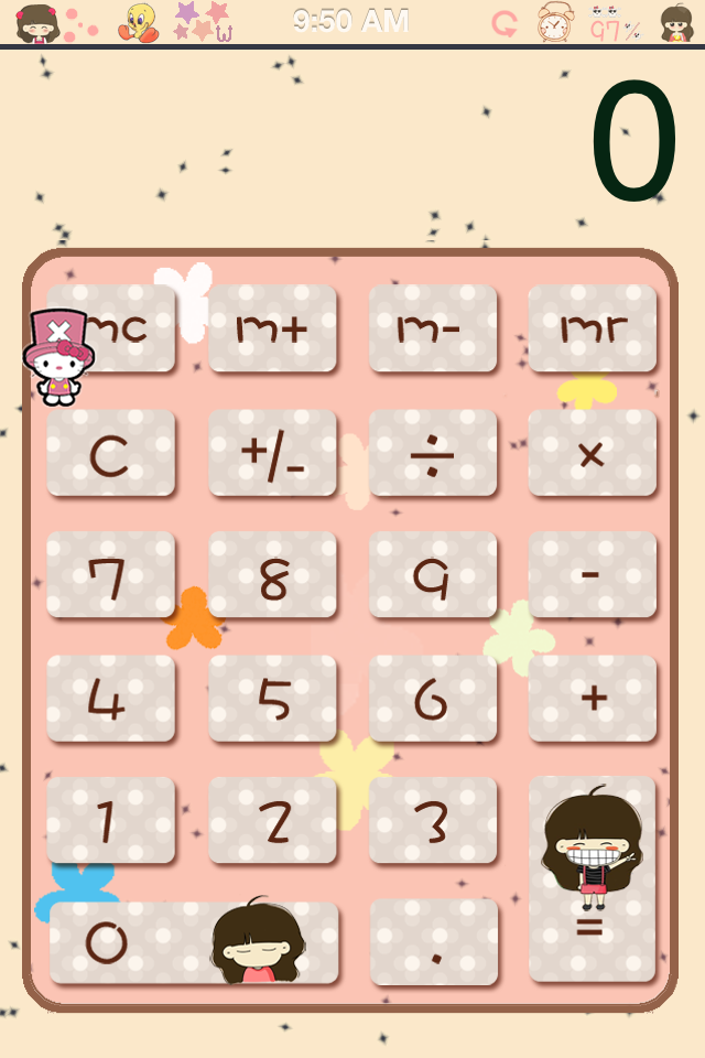 cute iphone themes crazy - photo #48