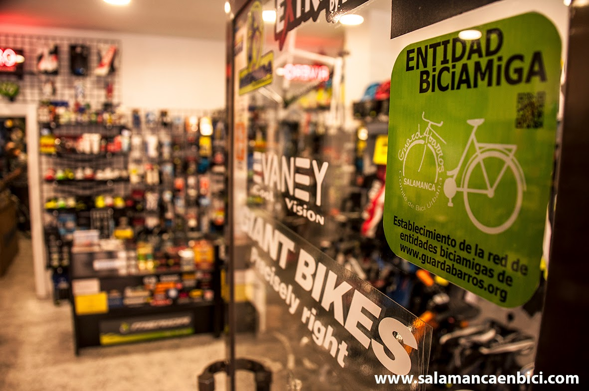 bikefriendly salamanca