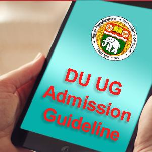 Delhi University New UG Admission Guideline 2015-16