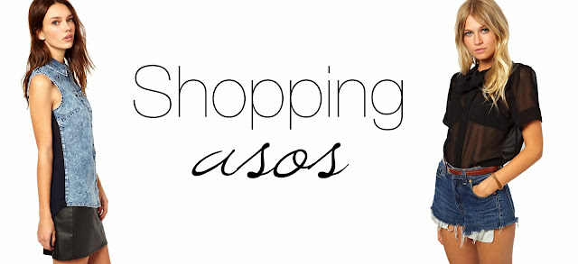 Shopping the ASOS sale with 10% off discount