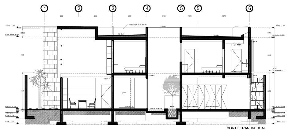 Dibujo de proyectos ejecutivos en la industria de la for Como se hace un plano arquitectonico