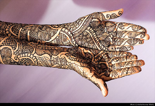 Mehndi Designs Churidar : Mehndi designs