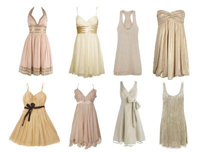 Fotos de Vestidos Básicos