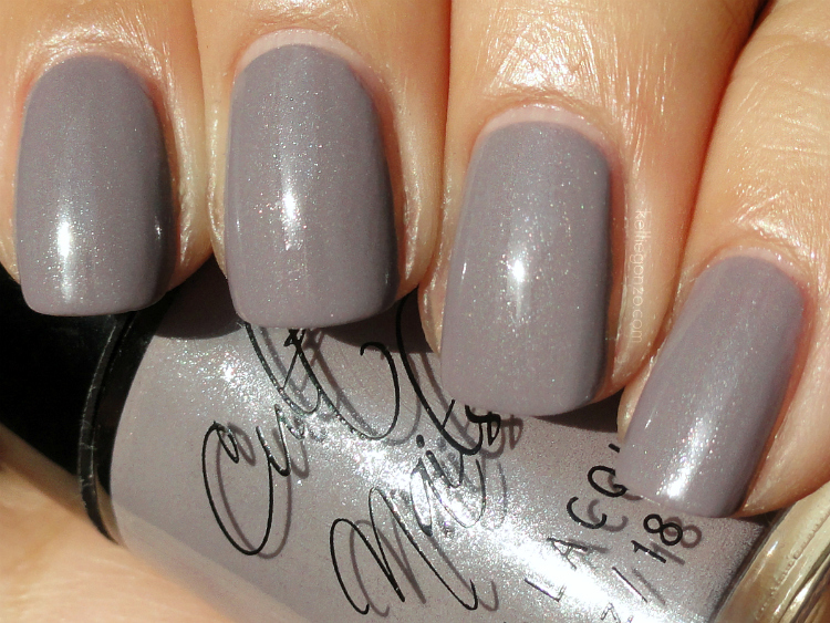 how to get nail polish off polyester lounge