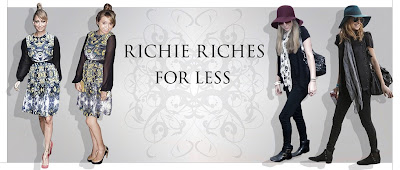 Nicole RICHIE RICHES for Less