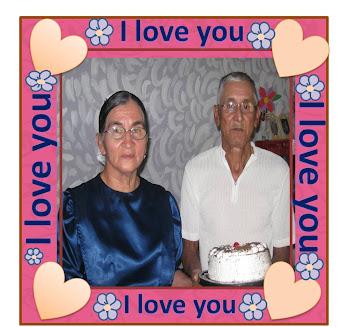 Mis padres adorados♥