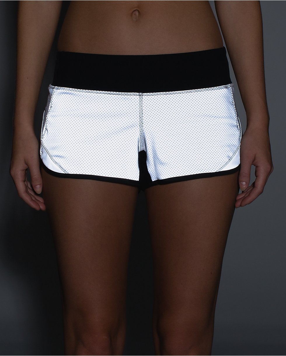 lululemon reflective speeds