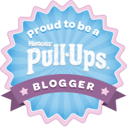 Brand Ambassador for Huggies Pull Ups 2015