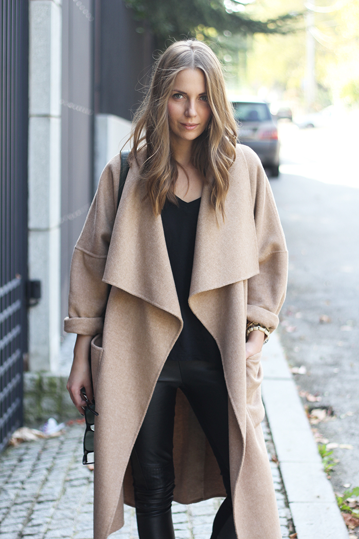 Camel Coat Fashion And Style Bloglovin