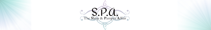 S.P.A. (the Shop & Pamper Affair)