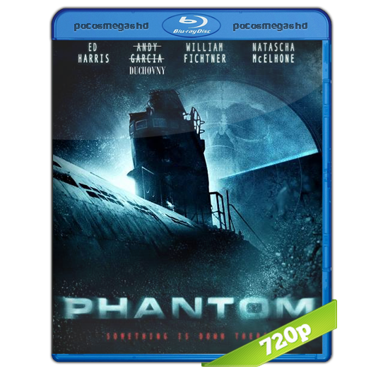Phantom | 2013 | BRRip 720p | Audio Ingles | SUB ESPAÑOL (peliculas hd )