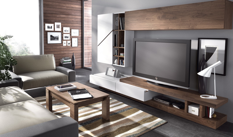 Tienda muebles modernos muebles de salon modernos salones for Muebles garcia sabate