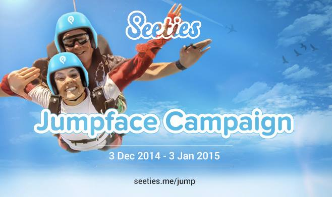 Seeties Jumpface Campaign