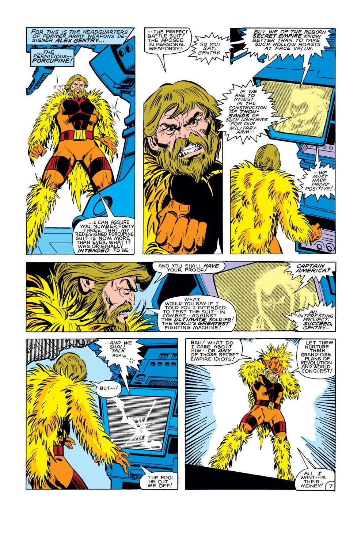 Captain America (1968) Issue #285 #201 - English 8