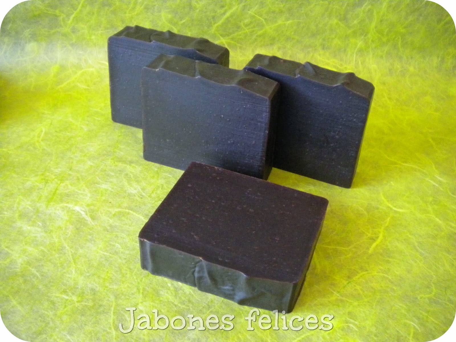 Jabones Felices, jabón de chocolate