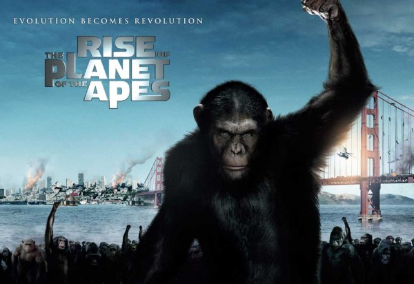 ... Rise of the Planet of the Apes, Kung Fu Panda 2, Fright Night (2011
