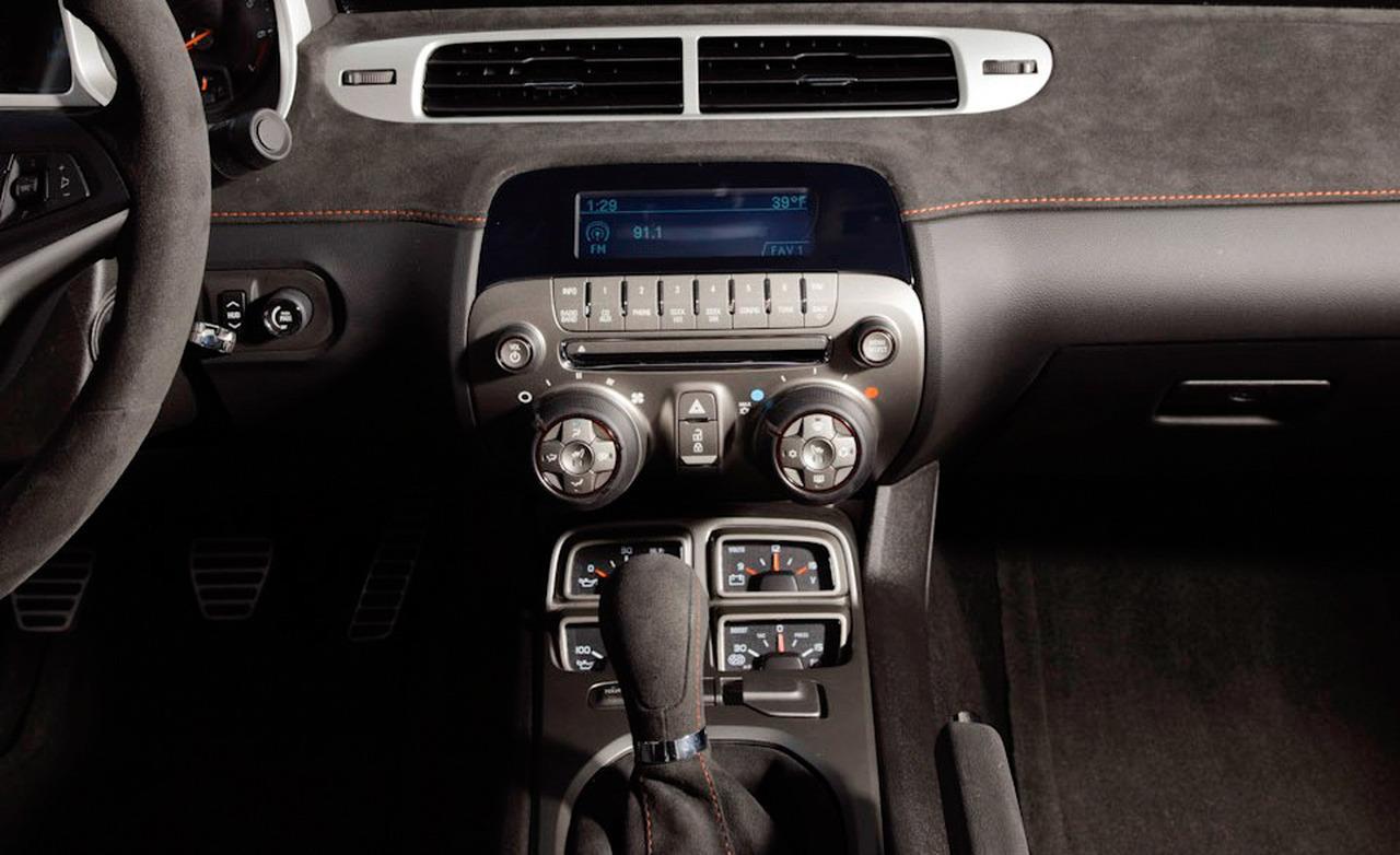 2012 Chevrolet Camaro Zl1 Review Informations Otomotif