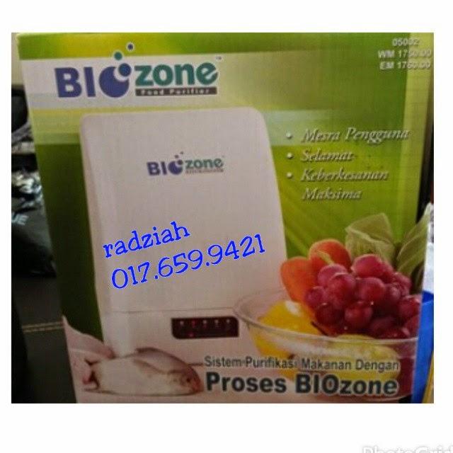 benefits, biozone food purifier, buang toksin, installment plan, promosi, singkir bahan kimia,hormon,antibiotik,purifikasi,detoks