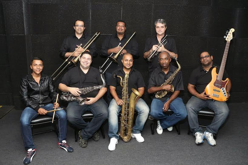 A Confraria Instrumental marca presença no Godofrêdo Rio