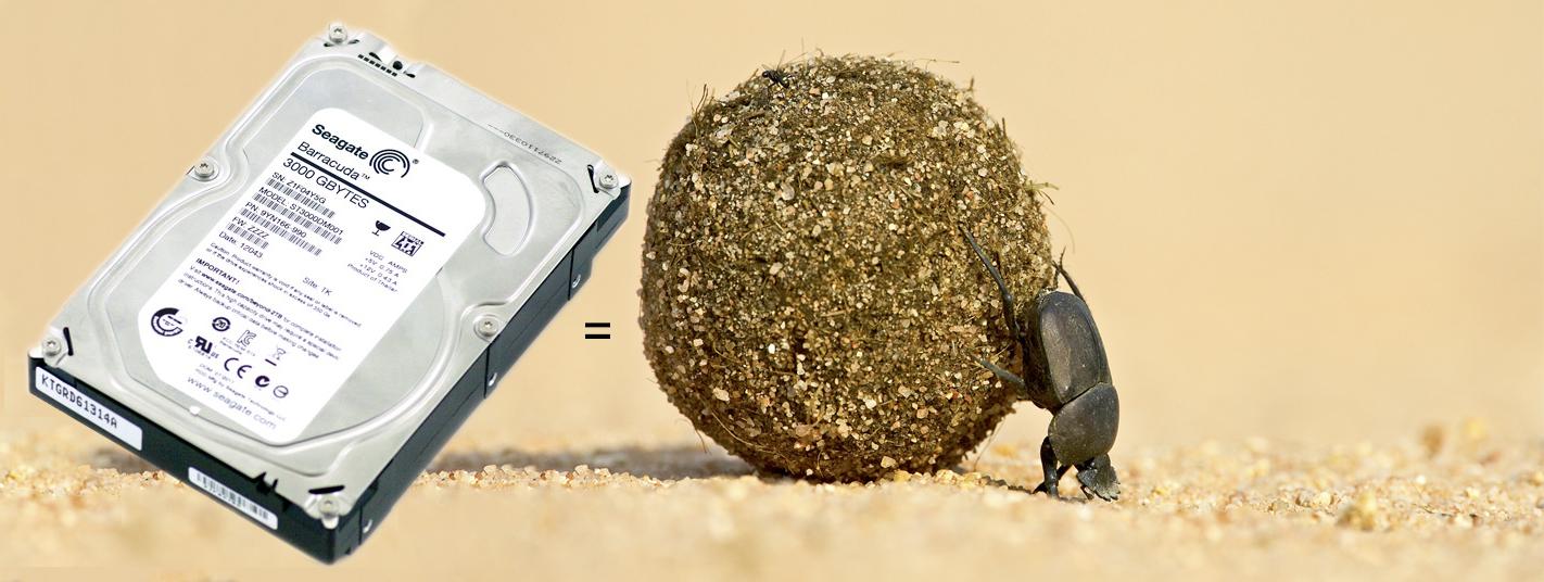 Hard drive failure help me :(...?