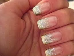 Tutoriais de Unhas com Glitter