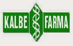 Lowongan Kerja di PT Kalbe Farma Oktober 2015 Terbaru